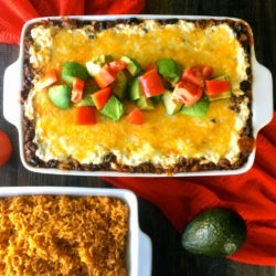 Fabulous El Dorado Enchiladas