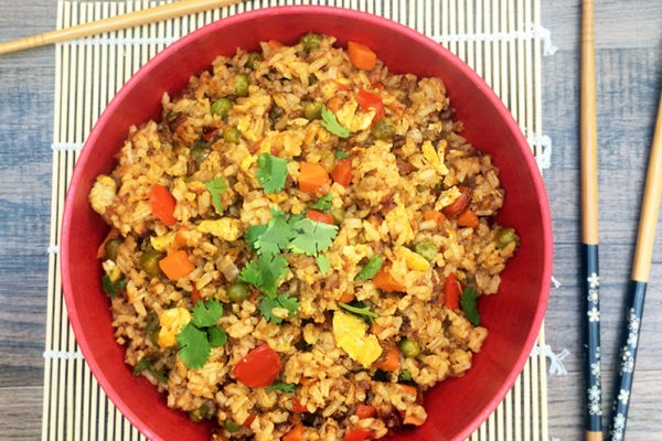 ¡Loco! Fried Rice